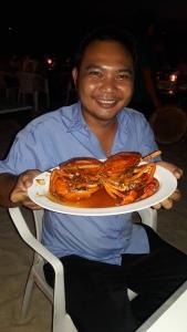 Gili_seafood_Dinner