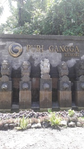 Puri gangga resort