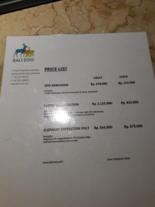 Price_list_bali_zoo_2017