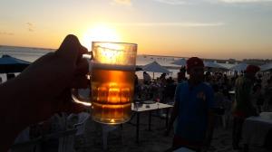 Sunset Dinner at Jimbaran bay