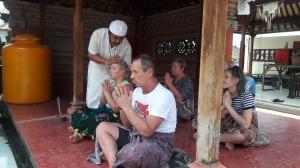 Meditation ritual