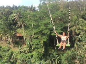 Bali Jungle Swing